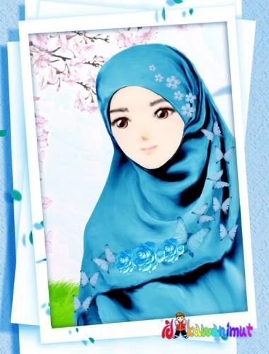 ShoLiha 45-MR'imsu: Koleksi Kartun Hijab Cantik