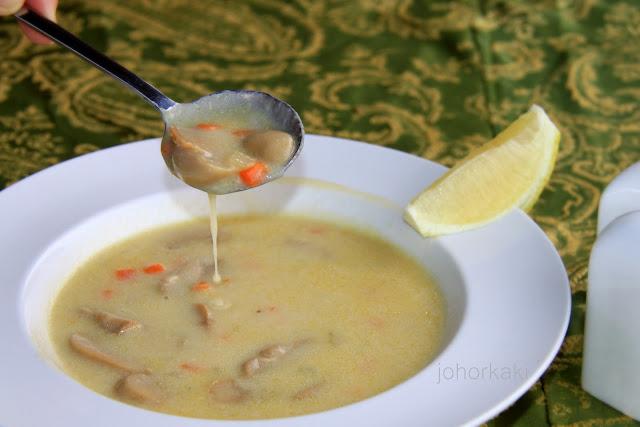 Mushroom-Soup-Johor-Bahru