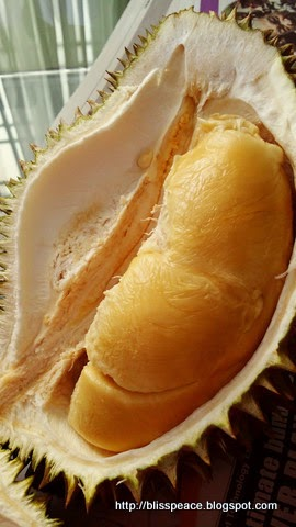 It's durian time....