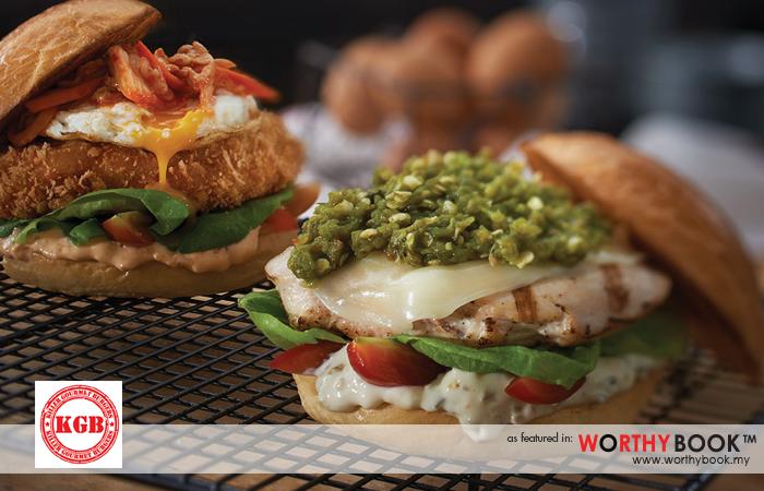 Killer Gourmet Burgers Worthybook Western