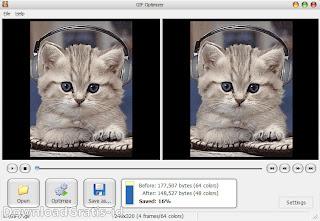 Software Untuk Merubah Ukuran Size Gambar Bergerak GIF