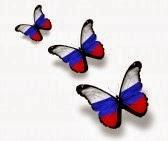 Trois papillons
