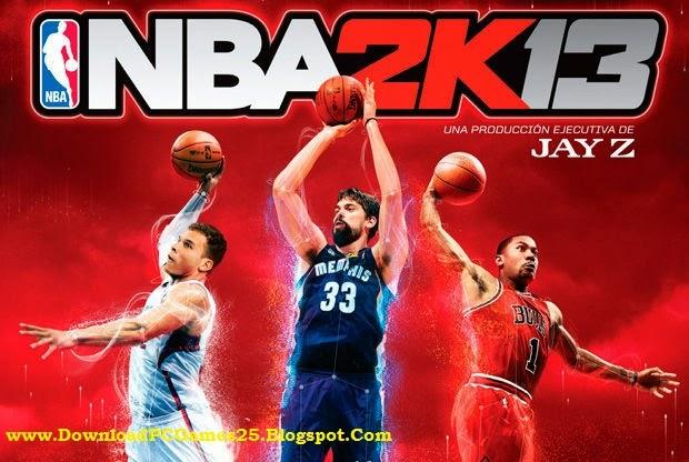 NBA 2K13 PC Free