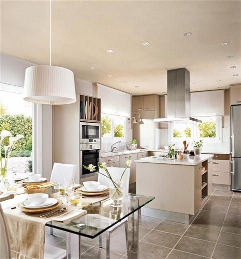 Интериор и мебели идеи за кухня