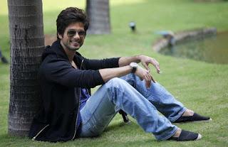 Shahid Kapoor's Latest photoshoot from Hindustan Times