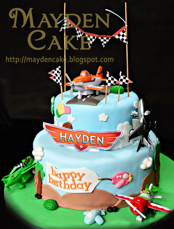 Disney Plane Cake Images : Mayden Cake & Personalized Gifts: Disney Planes for Hayden ...