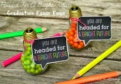 Free Graduation Favor Tag Download