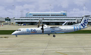 One interesting thing i noticed, is that the left engine is started just a . (flybe )