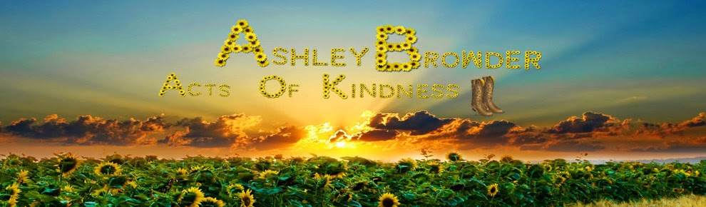 Ashley Browder Acts Of Kindness
