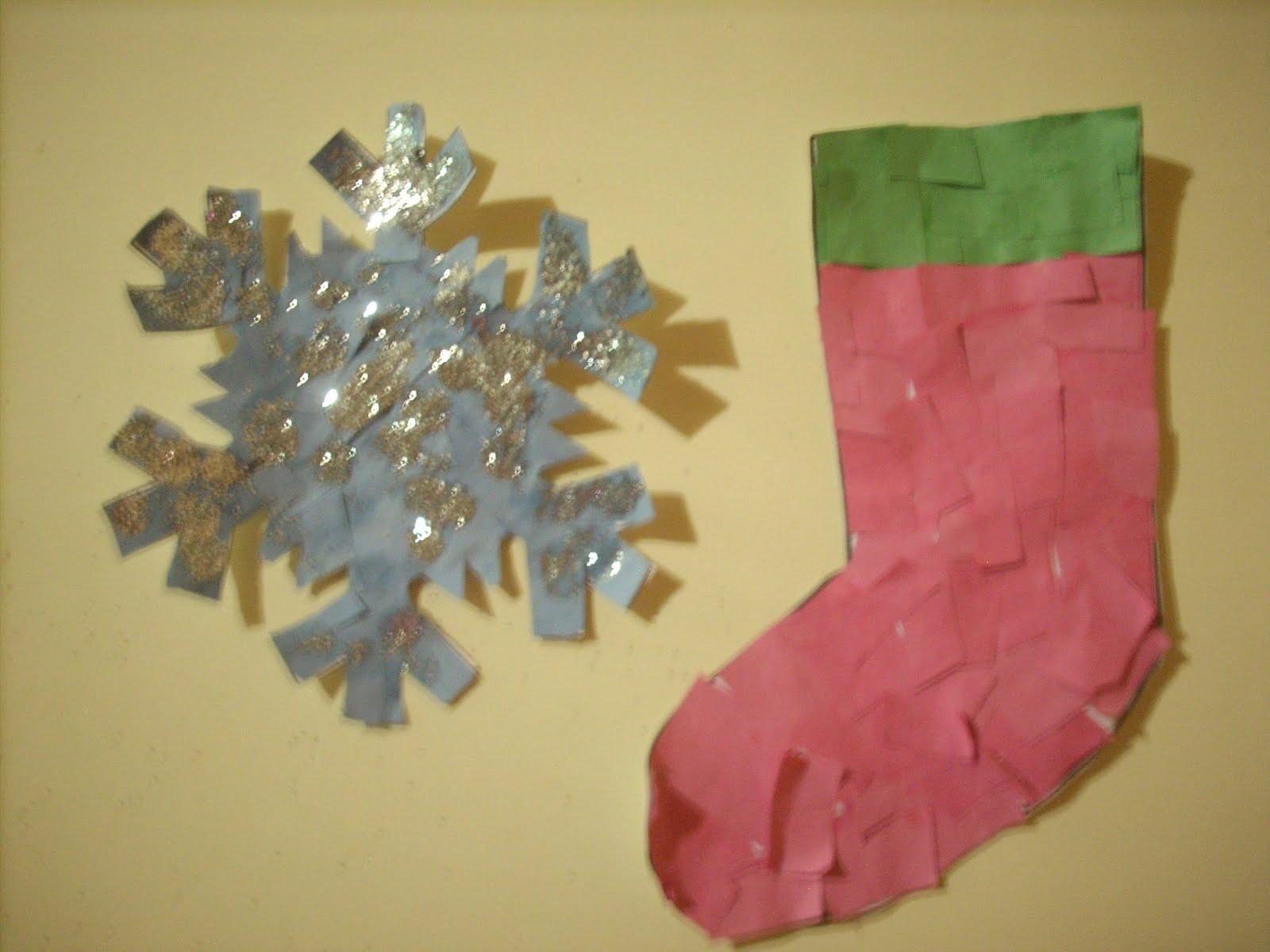 Ideas para navidad blog atendiendo necesidades - Manualidades ninos navidad ...