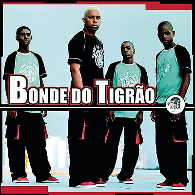 Bonde do Tigr�o - Pra Pared�o