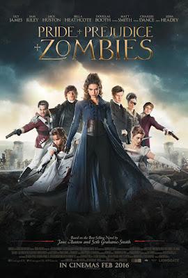 ตัวอย่างหนังใหม่ : Pride And Prejudice And Zombie (เลดี้+ซอมบี้) ซับไทย poster3