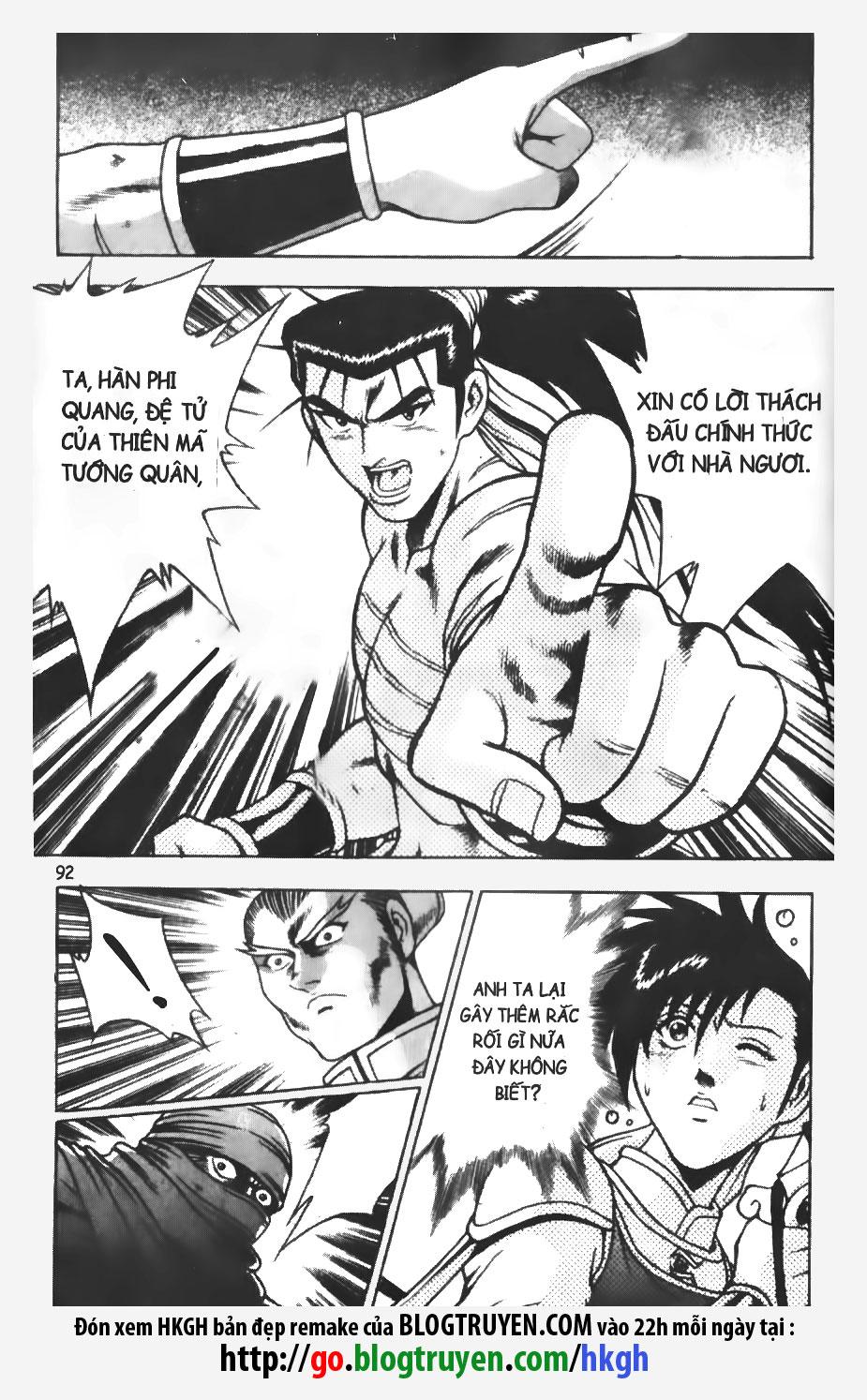 Hiệp Khách Giang Hồ chap 148 page 18 - IZTruyenTranh.com