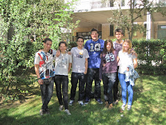 Campanar students going to Sweden