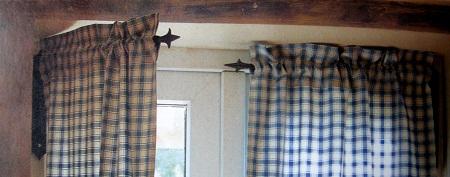 Cortinas con barras m viles soluciones - Sistemas para colgar cortinas ...