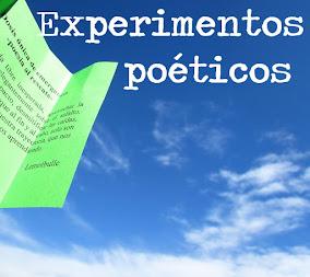 Recopilación de experimentos poéticos