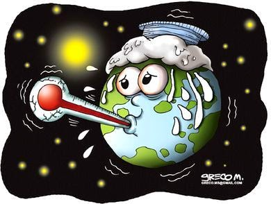 Pengertian Pemanasan Global, Penyebab dan Dampaknya