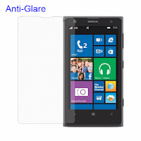 Matte Anti-Glare Screen Cover Film For Nokia Lumia 1020