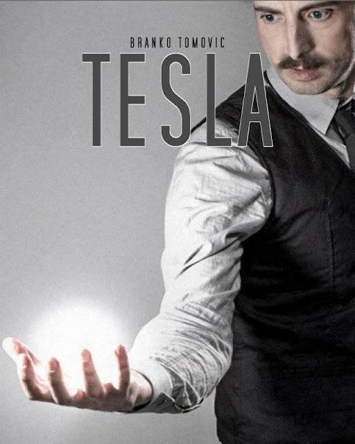 Branko as TESLA poster