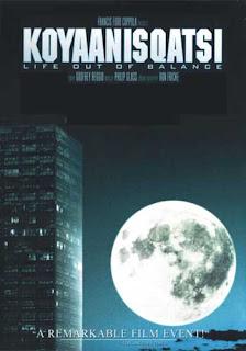 Koyaanisqatsi : Life Out of Balance, é um filme documentário de 1982