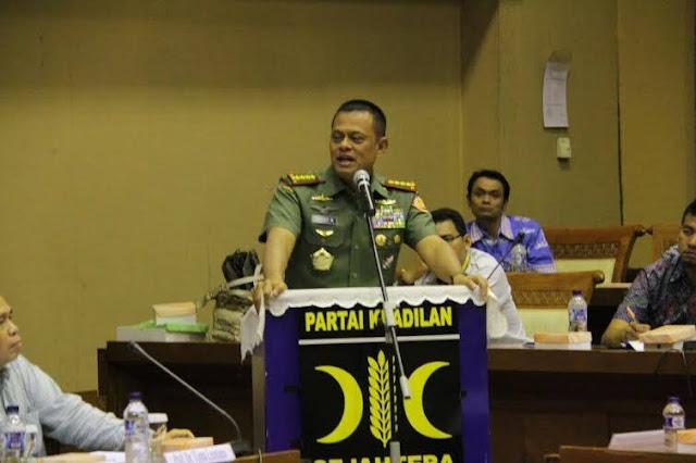 Panglima TNI : Indonesia Miliki Modal Menjadi Kekuatan Baru di Dunia