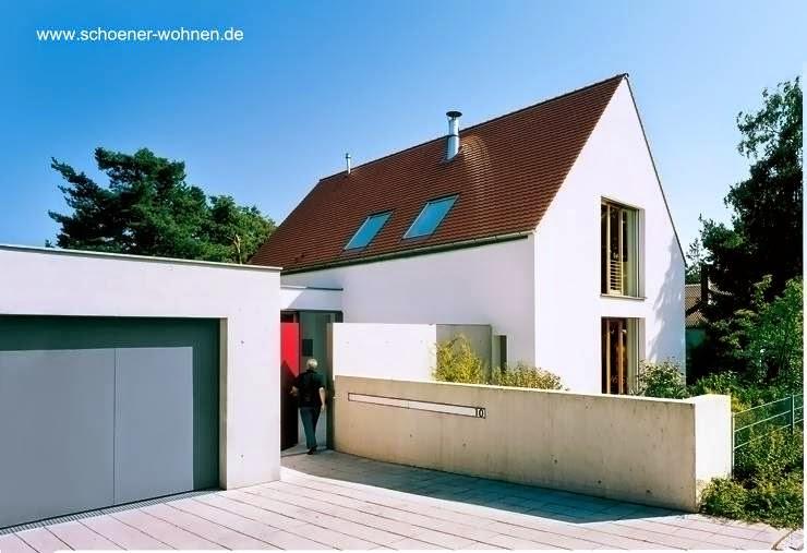 Casa residencial en Alemania contemporánea