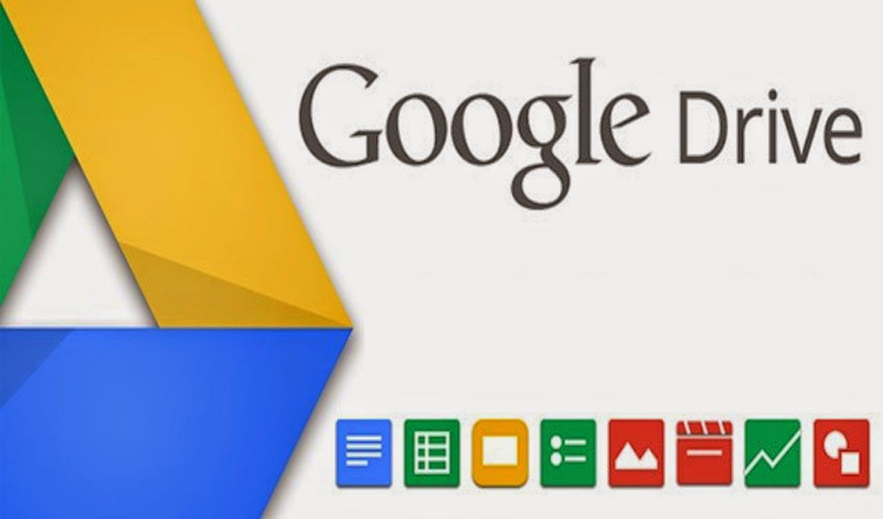 google drive to collect user data
