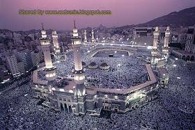 webunic.blogspot.com-Masjidil+Haram+di+M