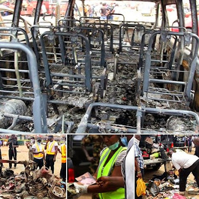 Update On Abuja Bombing: The Cabal Are Fighting, SEE Result