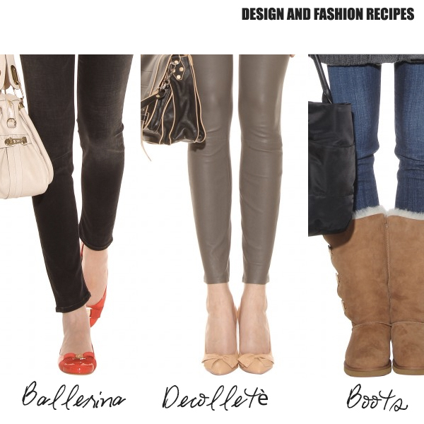 Skinny pants: how to wear on Design and fashion recipes