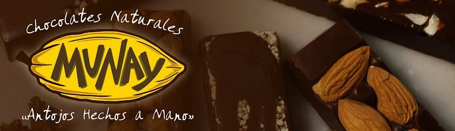 MUNAY Chocolates Naturales