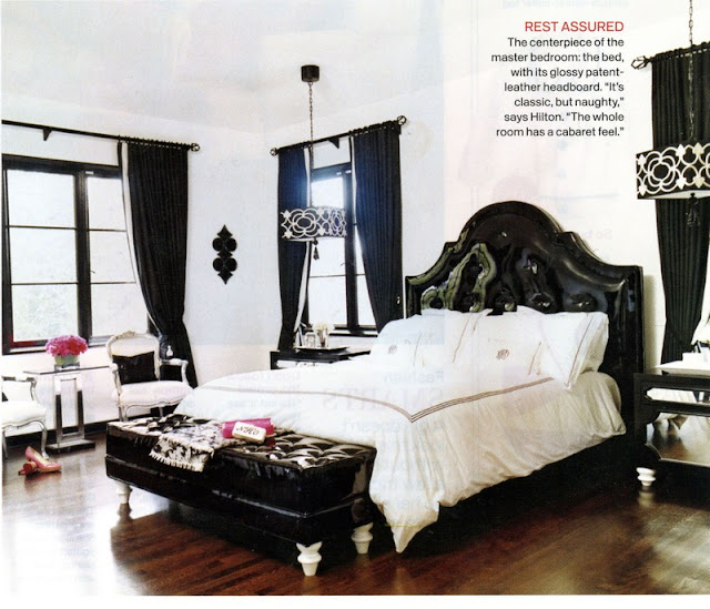 Old Hollywood Glamour Bedroom Ideas