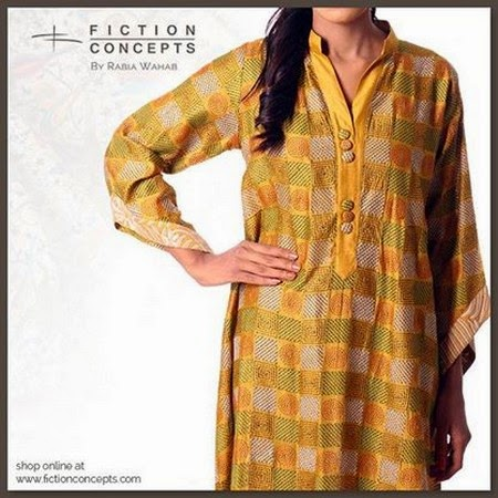 Fiction Concept New Designer Dresses