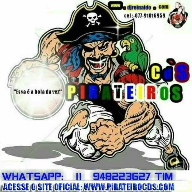 PIRATEIRO  CD´S