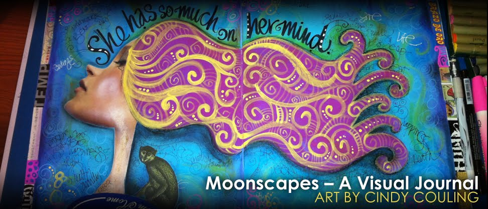Moonscapes - A Visual Journal