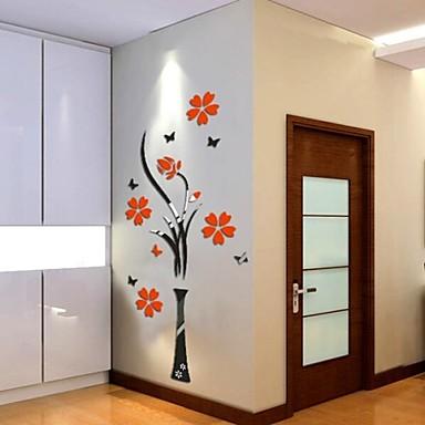 Muebles y decoraci n de interiores calcoman as en 3 - Calcomanias para paredes ...