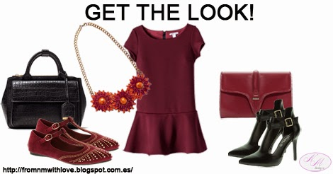 """GET THE LOOK"" from December 4, 2014"