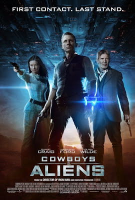 Download Cow Boy vs Alien Movie Cover Page Poster Free