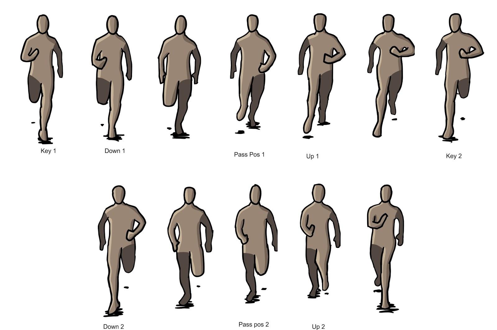 Luke Hughes Design: Drawing for Animation 2 KNB122 - Assessment 2B ...