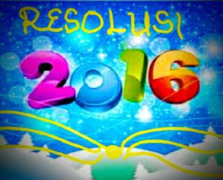 Resolusi keuangan 2016