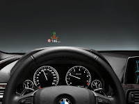 BMW ConnectedDrive: Head-Up Display, Active Cruise Control with Stop & Go function