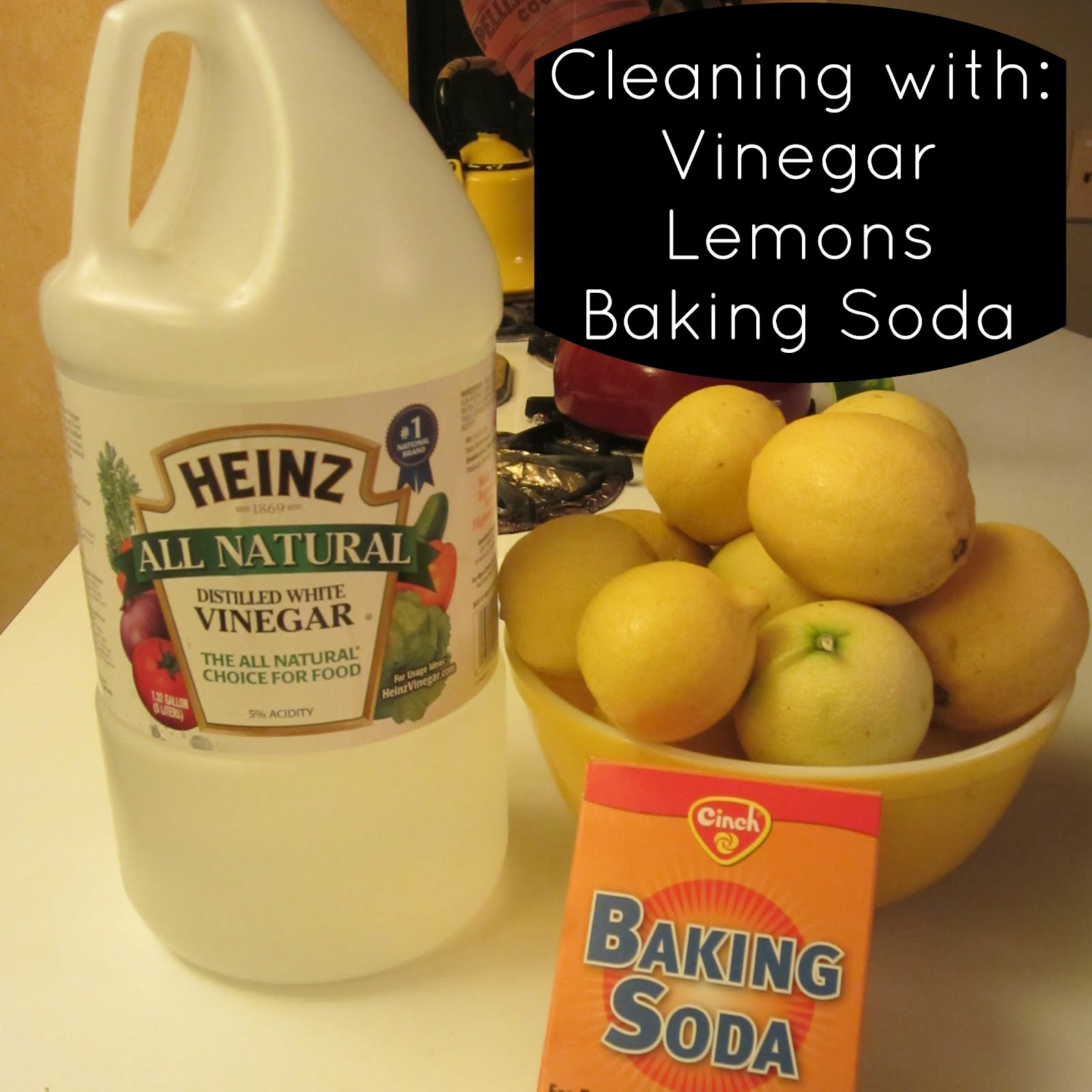 Dishwasher Cleaning With Vinegar And Baking Soda