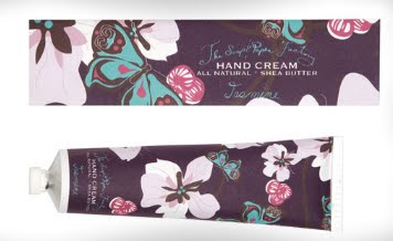 The Soap & Paper Factory, The Soap & Paper Factory hand cream, The Soap & Paper Factory Jasmine Hand Cream, The Soap & Paper Factory lotion, The Soap & Paper Factory moisturizer, lotion, hand cream, moisturizer, skin, skincare, skin care