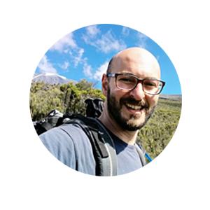 إيهاب عثمان - مدون عن السياحة و السفر