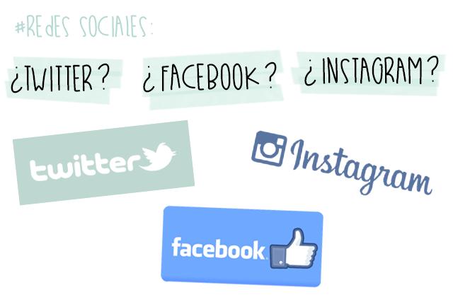 redes sociales twitter facebook instagram hermanas bolena