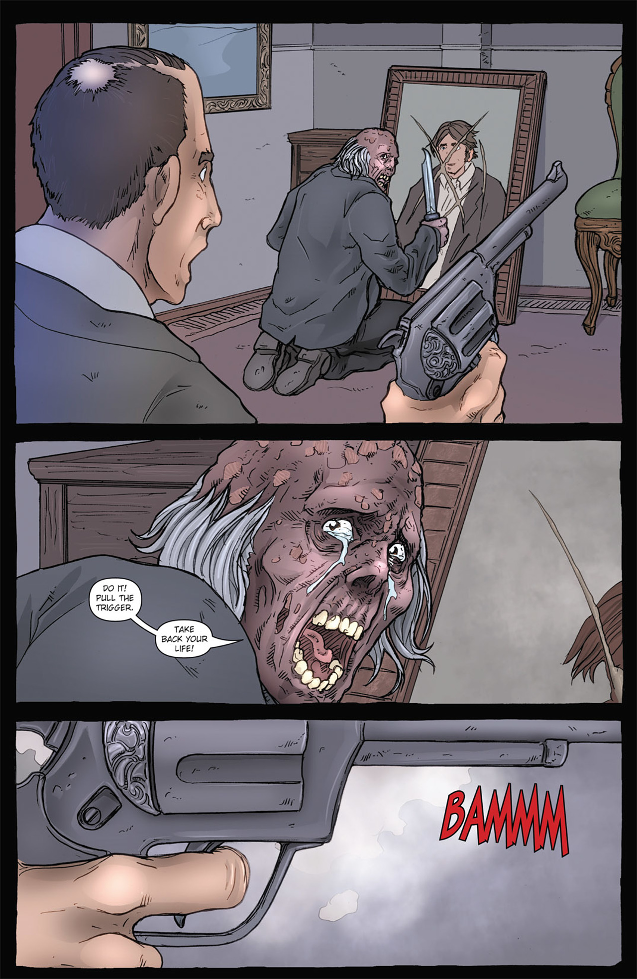 Grimm Fairy Tales (2005) Issue #35 #38 - English 17