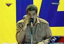 Maduro evalúa cambiar tres ministros, vicepresidente y fusionar entes