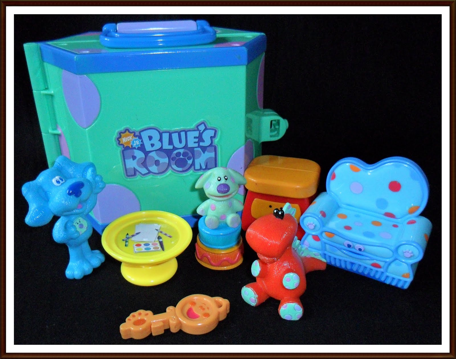 Blues Room Sprinkles Toy
