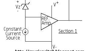 functional block diagram ic 723