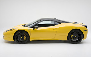 Ferrari super cars